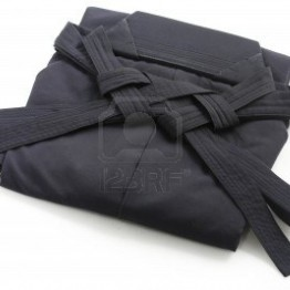 10485791-folded-aikido-hakama--japanese-martial-arts-uniform